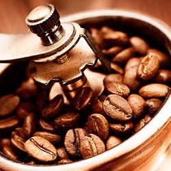 Tostado y molido del Café
